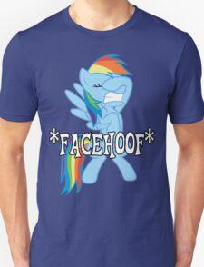 Rainbow Dash *Facehoof* T-Shirt