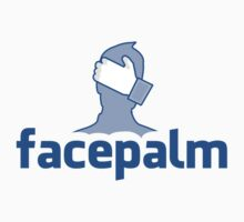 Facepalm by racooon