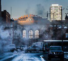 Union Station Morning by Armando Martinez