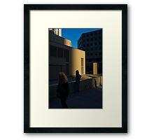 Denver Morning Framed Print