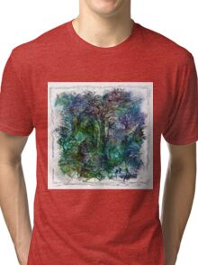 The Atlas of Dreams - Color Plate 190 Tri-blend T-Shirt