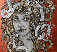 Medusa by Lynnette Shelley