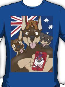 "Not so ""sirius"" pups T-Shirt"