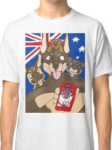 "Not so ""sirius"" pups Classic T-Shirt"