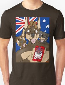 "Not so ""sirius"" pups Unisex T-Shirt"