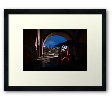 Light Creatures of Brooklyn Framed Print