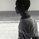 Mombasa Beach Boy by Flo Smith