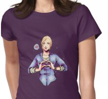 Elena ♥ you!! Womens Fitted T-Shirt