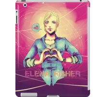 Elena ♥ you!! iPad Case/Skin