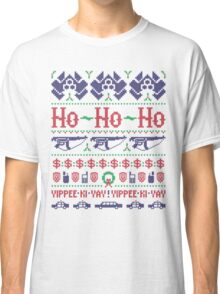 McClane Christmas Sweater Classic T-Shirt