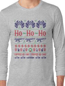 McClane Christmas Sweater Long Sleeve T-Shirt