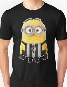 JUVENTUS MINIONS Movie Despicable Me Football Funny T-Shirt