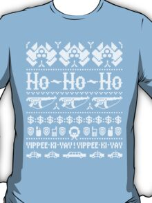 McClane Christmas Sweater White T-Shirt