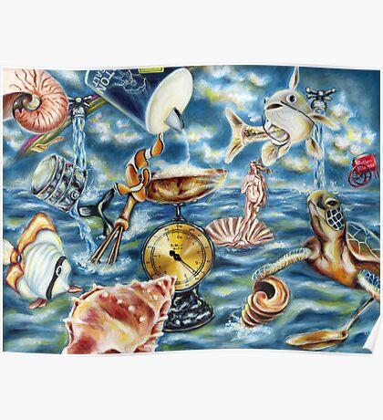 Recipe of Ocean Poster