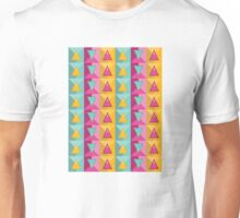 Triad Pattern Unisex T-Shirt