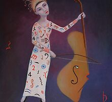 The Bass Lady by Howard Sparks