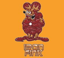 Iron Fink by Psychobilly-Tee