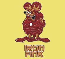 Iron Fink Kids Clothes