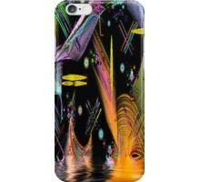 Rise Of The Cosmos iPhone Case/Skin