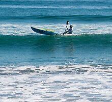 surf lifesaving by Anne Scantlebury