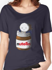 Cry and His Nutella Women's Relaxed Fit T-Shirt