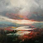 Distant Light, Loch Garry by scottnaismith