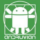 Vitruvian Droid (white) by hardwear