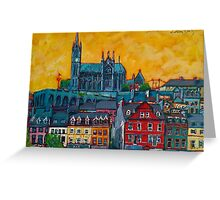 Cobh 2 - Cork Greeting Card