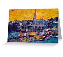 Cobh 3 - Cork Greeting Card