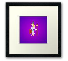 Athena Framed Print