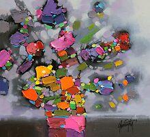 CMY Bouquet 2 by scottnaismith