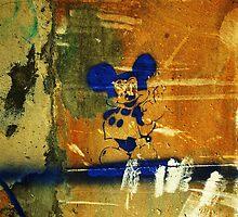 Mickey Says..... by illman