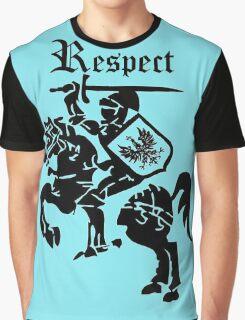 Respect Cavalier Graphic T-Shirt