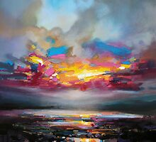 Primary Sky by scottnaismith