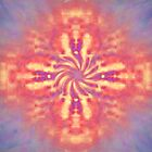 Sunset sky Mandala by ACSonRedBubble