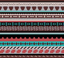 Navajo West by Charlene McCoy