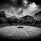 Silent Fountain by Radharc21
