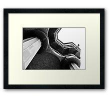 architectural element Framed Print