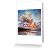 Lomond Sky Greeting Card