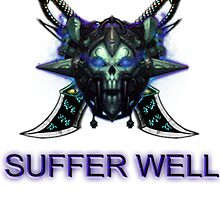 Suffer Well by Raziieal