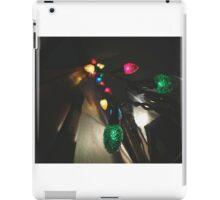 Christmas V iPad Case/Skin