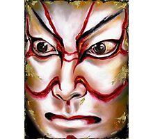 Kabuki No. One Photographic Print