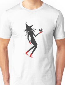 The Witch Cat Unisex T-Shirt