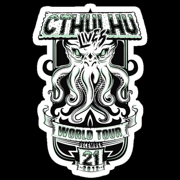 Cthulhu Lives by MeleeNinja