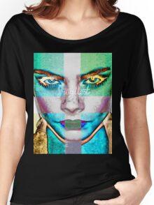 CARA Fierce Women's Relaxed Fit T-Shirt