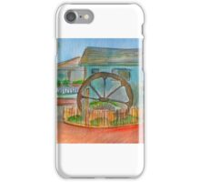 Wheel Building iPhone Case/Skin