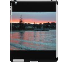 Evening at the Beach, Penguin, Tasmania, Australia. iPad Case/Skin