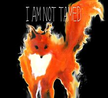 Fox - I Am Not Tamed - Little Prince by Khairzul MG