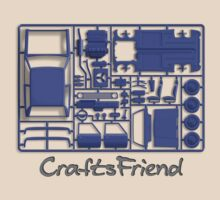 Craftsfriend - Model Car Kit by GET-THE-CAR
