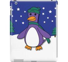 Winter Penguin iPad Case/Skin